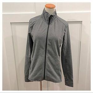 {Joe Fresh} Zip-Up Fitted Sweatshirt Jacket, L